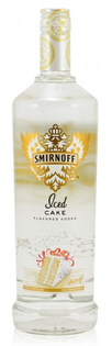 Smirnoff Vodka Iced Cake 750ml